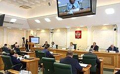 Для развития современных финансовых инструментов поддержки реального сектора экономики требуется качественная правовая база— В.Матвиенко