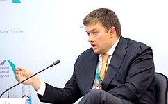 Н. Журавлев: Необходимо создать систему информирования орисках при работе снелегальными финансовыми организациями