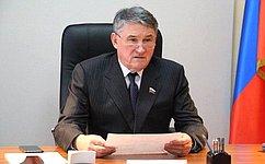 Ю.Воробьев обсудил сжителями Вологодской области вопросы восстановления объектов культуры, развития сельского хозяйства