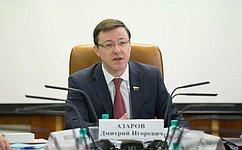 Д. Азаров входе приема граждан рассмотрел вопросы обеспечения жильем, благоустройства детских площадок, сноса незаконных построек
