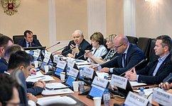 ВСовете Федерации рассмотрели проблемы имплементации норм Конвенции ЮНЕСКО 1972года вроссийское законодательство