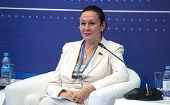 И. Петина: ВРязанской области активно поддерживают социальное предпринимательство