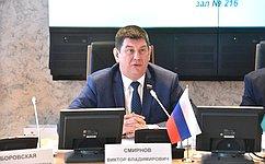 В. Смирнов: Россия иБелоруссия проводят последовательную работу погармонизации законодательства всфере образования
