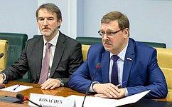 К. Косачев: ВСовете Федерации призывают сохранять сдержанность вситуации вокруг КНДР