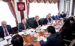 Необходимо полностью задействовать потенциал сотрудничества России иВьетнама– спикер СФ