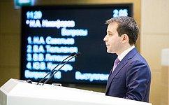 Н. Никифоров рассказал оразвитии информационных технологий имерах поддержки отечественного производства средств связи