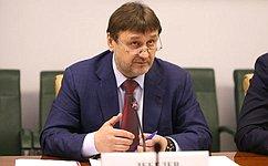 В. Лебедев: Изменения законодательства вобласти охоты исохранения охотничьих ресурсов— под строгим парламентским контролем