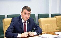 ВСовете Федерации обсудили регулирование погрузочно-разгрузочной деятельности, осуществляемой вособой экономической зоне РФ