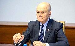 М. Щетинин: Цель развития рынка зерна РФ— эффективное использование потенциала, повышение инвестиционной привлекательности отрасли