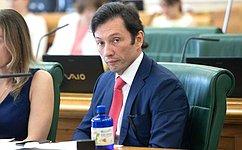 М. Кавджарадзе: ВПослании Президента РФ отмечены высокие требования квопросам экологической безопасности