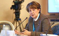 Е. Авдеева: Наша задача– повысить роль женщин всоциально-экономическом развитии страны