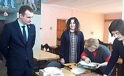 С. Леонов: Инвалиды позрению нуждаются вособой поддержке государства иобщества