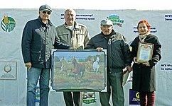Традиционные конноспортивные соревнования вЗабайкалье способствуют выявлению лучших пород лошадей— С.Жиряков