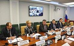 ВСовете Федерации обсудили совершенствование правового регулирования автомобильных пассажирских перевозок