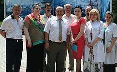И. Бечелов: Отрадно, что вКабардино-Балкарии отдыхает много детей издругих регионов России