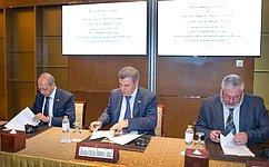 А.Каноков: Задача Российско-Эмиратского делового совета– развитие межрегионального сотрудничества России иОАЭ