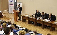 Сегодня предприниматели вРоссии особенно нуждаются вподдержке— Н. Власенко