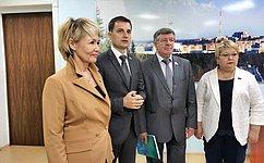 Сенаторы обсудили развитие транспортной иавиационной инфраструктуры наСевере