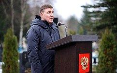 А. Турчак принял участие вмероприятиях, посвященных памяти псковских десантников