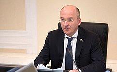 ВСовете Федерации рассмотрели ситуацию ссамовольным пользованием участками недр
