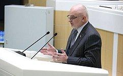 А. Клишас: Основное внимание Комитета СФ в2020году было уделено конституционной реформе