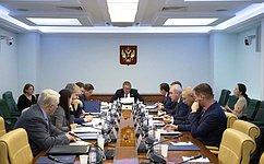 ВСовете Федерации рассмотрели вопросы изменения тарифов наавиаперевозки