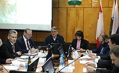 Права граждан, проживающих натерритории национальных парков, будут учтены вполной мере— Ю.Воробьев