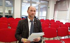 В. Лакунин: Предприятиям Ростовской области будет оказана поддержка всвязи сраспространением коронавирусной инфекции