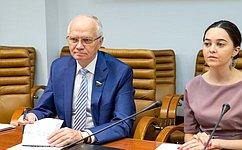 Ф. Мухаметшин провел встречу сГенеральным секретарем Всемирного совета мусульманских сообществ М.Аль-Бишари