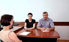 И. Рукавишникова: ГУФСИН— это часть системы национальной безопасности
