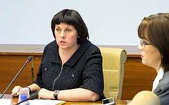 Е. Афанасьева: Общественные объединения эффективно защищают права несовершеннолетних
