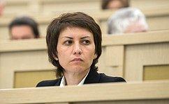 Т. Лебедева обсудила инициативу наделения высших учебных заведений статусом субъекта физической культуры испорта