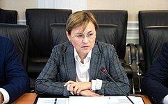 Л. Бокова: Сегодня остро ощущается необходимость совершенствовать правовое регулирование всфере цифровизации