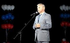 И. Каграманян принял участие вторжественной церемонии посвящения встуденты Сеченовского университета