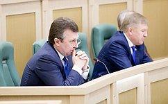 В. Васильев: Сенаторы помогут разрешить ситуацию ссистемой «Платон»