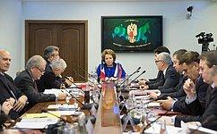 Спикер СФ: Парламентские связи играют огромную роль вразвитии отношений между Россией иФранцией