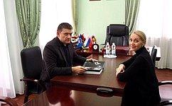 Н. Журавлев обсудил вКостроме вопросы социальной поддержки граждан