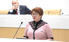Совет Федерации одобрил изменения вБюджетный кодекс РФ