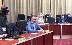 Почти две тысячи образовательных учреждений Саратовской области готовы кприему учащихся– О.Алексеев