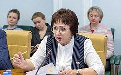 Е.Бибикова: ВПсковской области уделяется постоянное внимание вопросам улучшения качества социального обслуживания