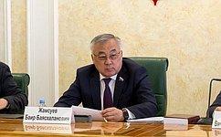 Б. Жамсуев: Необходимо обратить особое внимание навключение инструментов развития Дальнего Востока вэкономическое пространство Забайкальского края