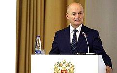 М. Щетинин принял участие вработе V Всероссийского съезда сельских кооперативов