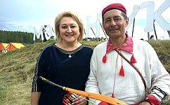 Этнофестивали врегионах формируют привлекательность российского туризма— Л.Гумерова