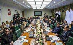 Опыт построения системы проектного управления вБелгородской области рассмотрен назаседании Комитета СФ поэкономической политике