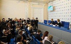Евразийский женский форум смог сломать барьеры исанкционные ограничения против России– В.Матвиенко