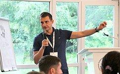 Молодежь будет участвовать вреализации Стратегии пространственного развития России— Д.Шатохин