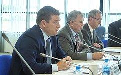 Сенаторы обсудили эффективные механизмы повышения инвестиционной привлекательности регионов