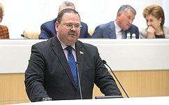 А.Турчак возглавил советы при Совете Федерации поместному самоуправлению имежнациональным отношениям