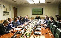 Профильный Комитет СФ рекомендует палате принять доработанный проект постановления «Омерах посовершенствованию государственной политики всфере лесного хозяйства»