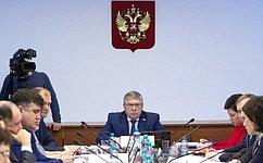 Профильный Комитет СФ обсудил меры социальной поддержки ветеранов Великой Отечественной войны вБрянской области